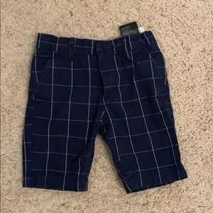 Plaited shorts for kids, excellent condition